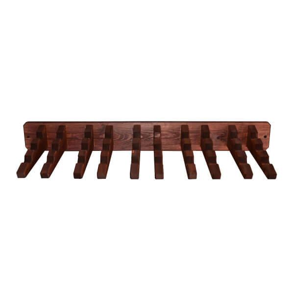 percha m ltiple para 15 bocados madera estrucmader