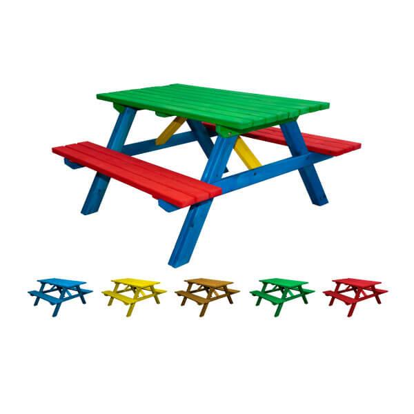 Mesa de Pícnic Infantil