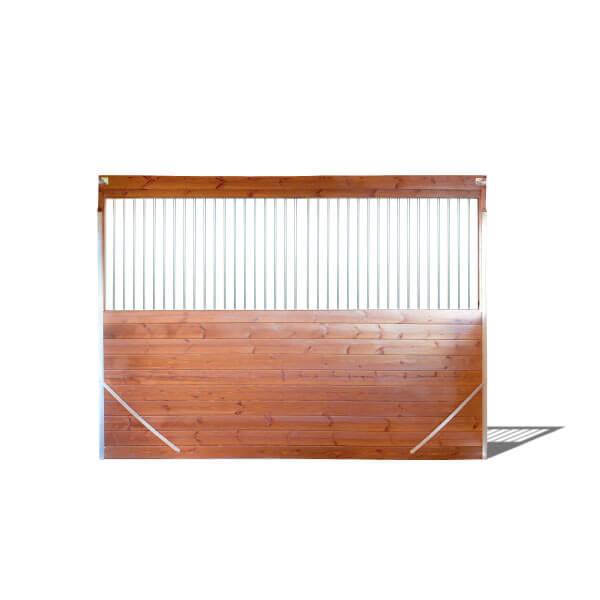 Lateral Abierto Troya- Box de Caballos Interior