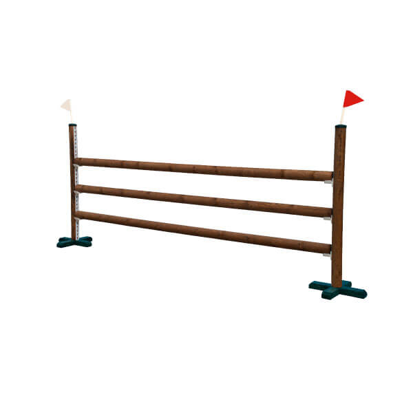 Obstáculo de Hípica para Caballos Modelo ECO 160