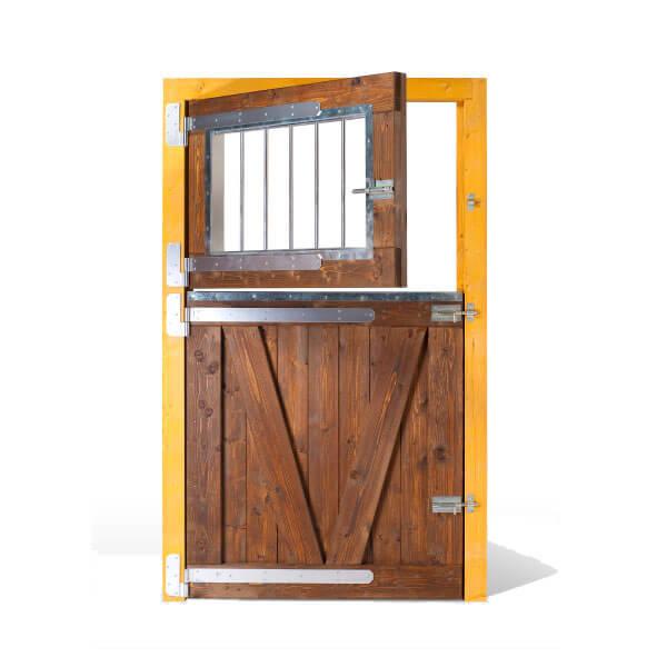 Puerta Box de Caballos Modelo Criollo