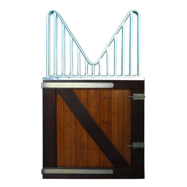 Puerta Box de Caballos Modelo Asturcón