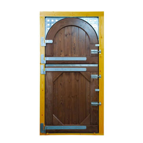 Puerta Box de Caballos Modelo Cuarto de Milla