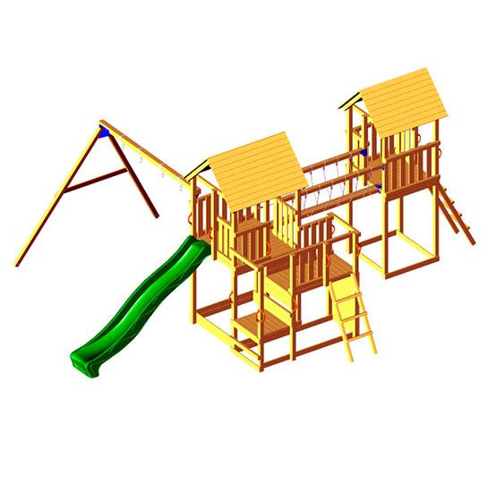 Parque Infantil Conjunto Alpes