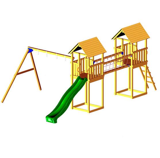 Parque Infantil Conjunto Apalaches