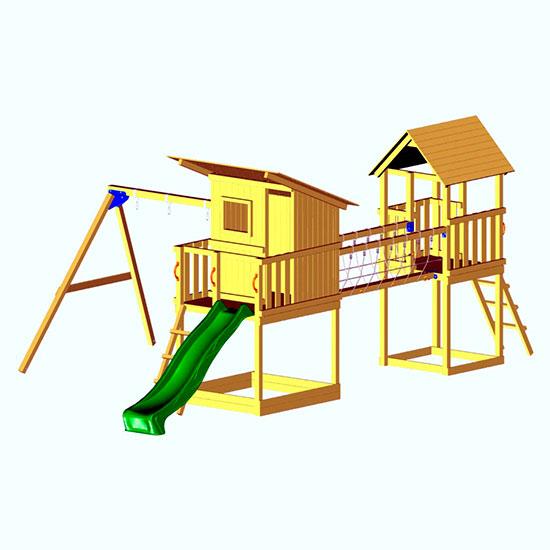 parque infantil conjunto pirineos