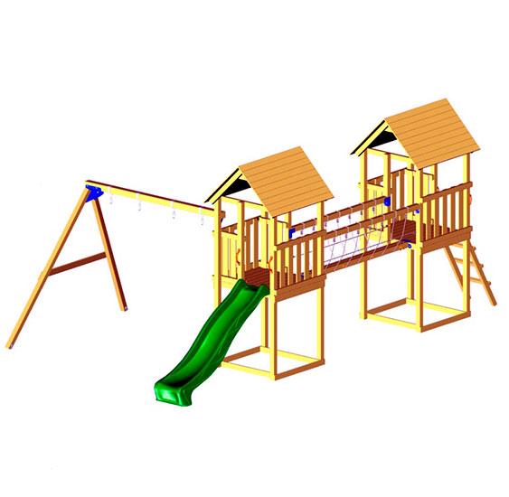 Parque Infantil Conjunto Apeninos