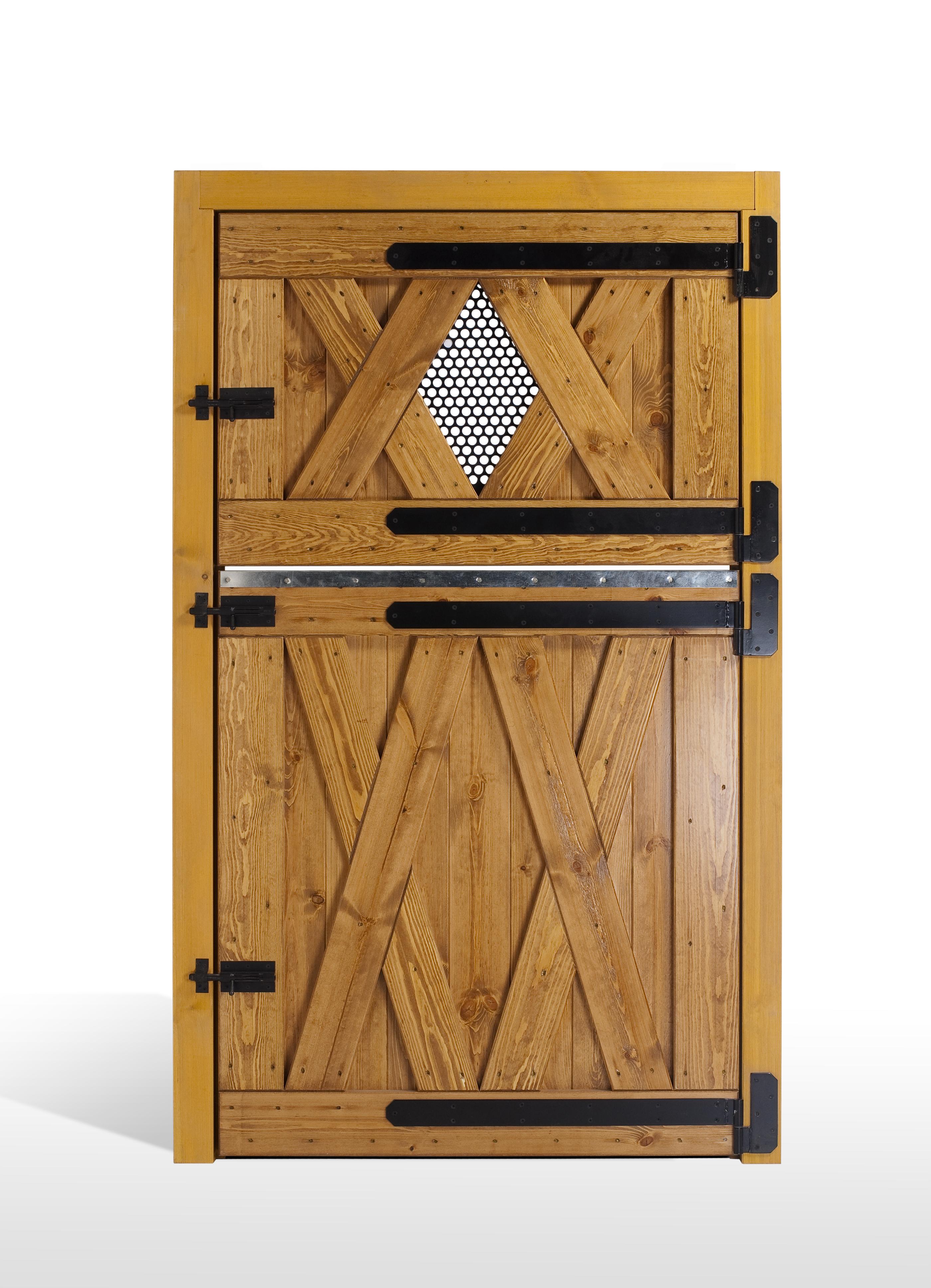 Puerta Box de Caballos Modelo Falabella
