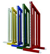 Reparo de Hípica para Caballos Modelo Aluminio