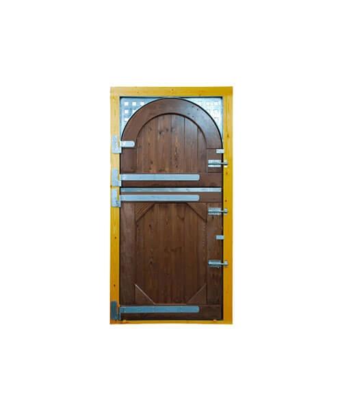 Puertas y ventanas para boxes de caballos