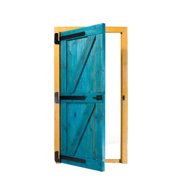 Puerta Box de Caballos Modelo Pinto