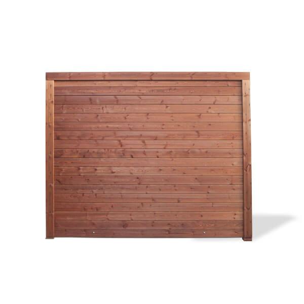 Lateral Cerrado Troya- Box de Caballos Interior