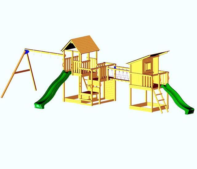 Parque Infantil Conjunto Atlas