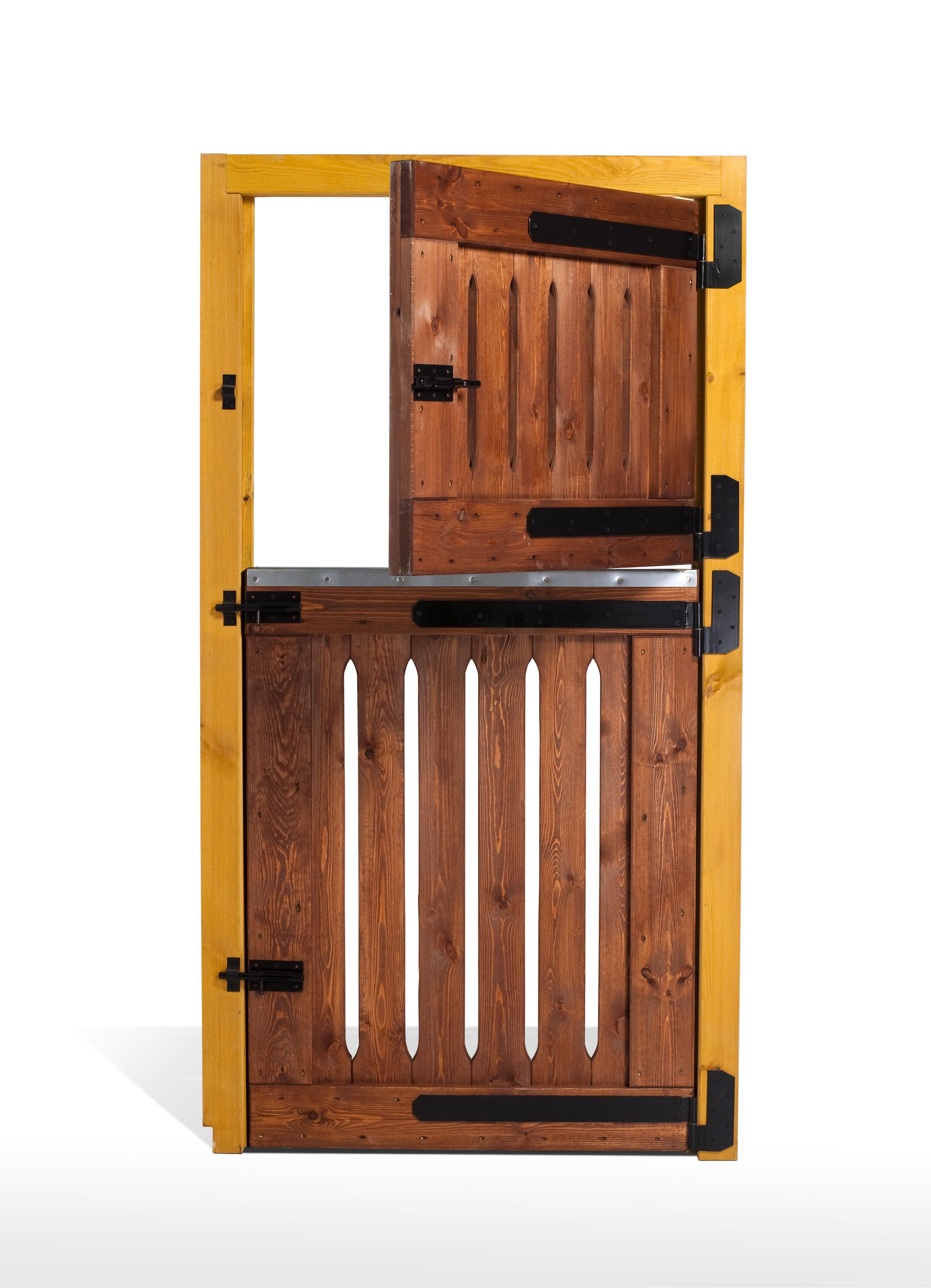 Puerta Box de Caballos Modelo Mustang