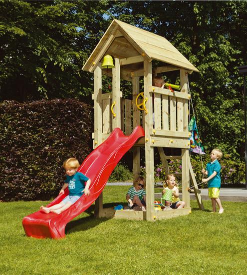 PARQUE INFANTIL Torre mod. KIOSK
