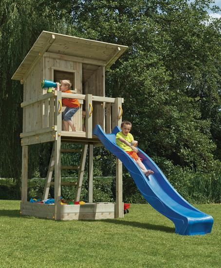 PARQUE INFANTIL Torre mod. BEACH HUT