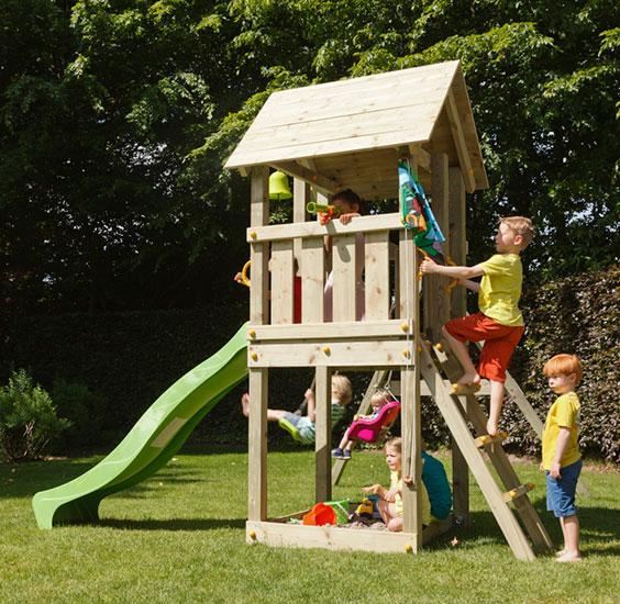 PARQUE INFANTIL Torre mod. KIOSK XL
