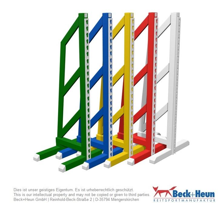 Reparo de Hípica para Caballos Modelo ECO-Aluminio