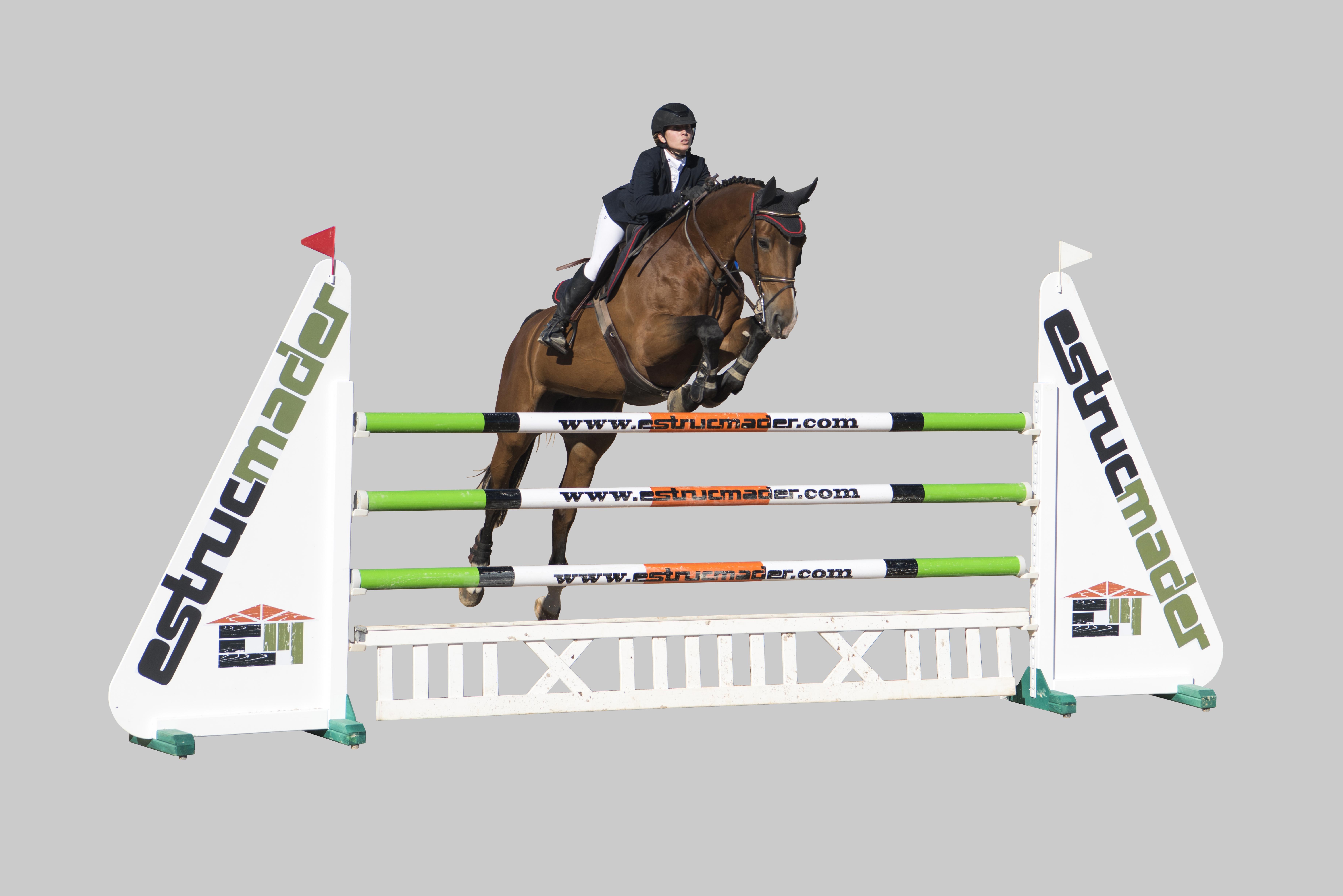 obstaculo de hipica para caballos publipanel OH20.0
