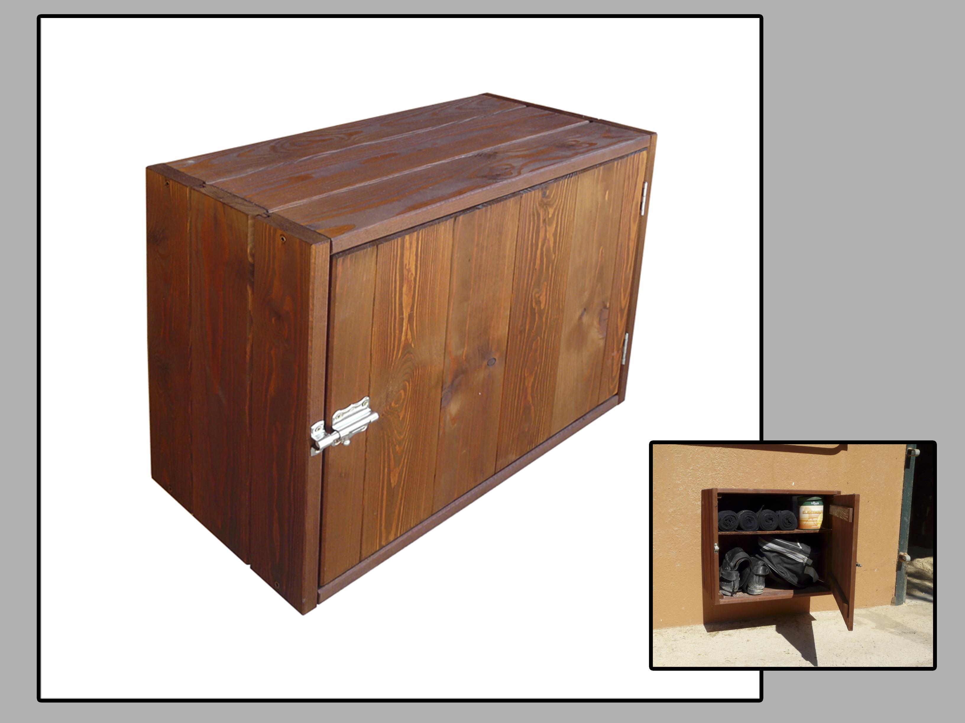 Taquilla madera box de caballos