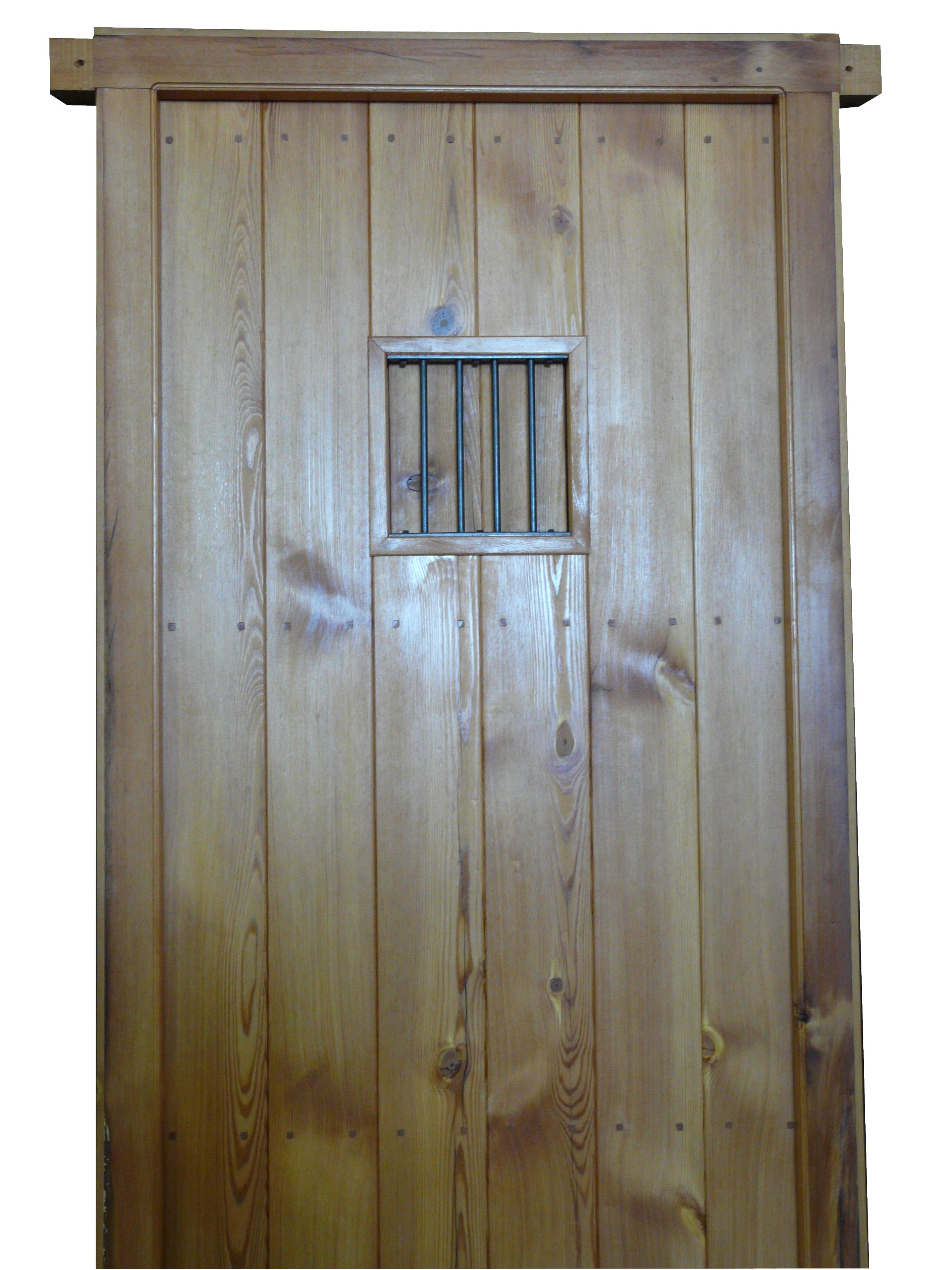 Puerta Rustica Abejuela