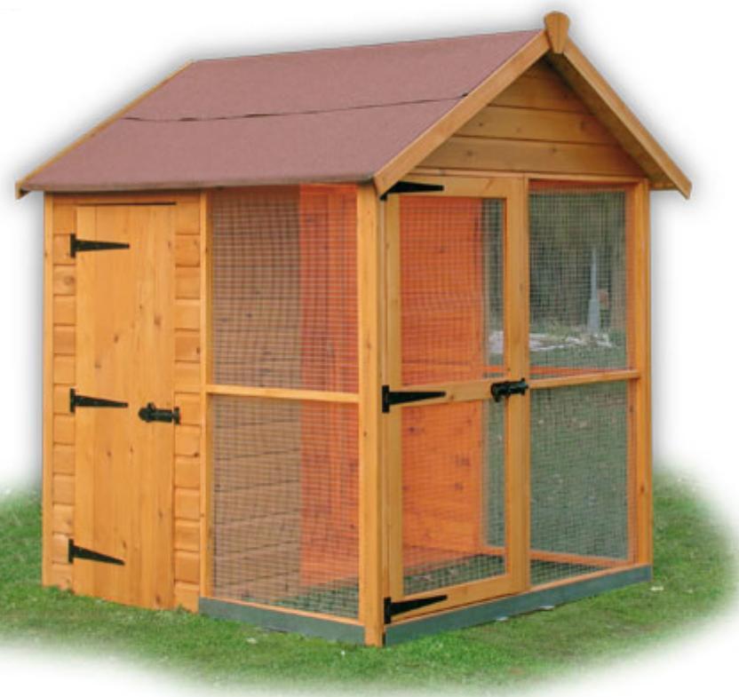 Caseta Perros Exterior Modelo Codi